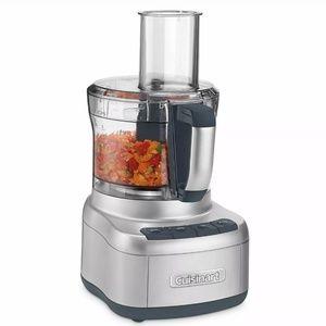 Cuisinart 8-Cup Food Processor CFP-16SVSA
